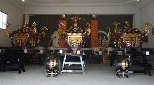 Sanjamikoshi2009